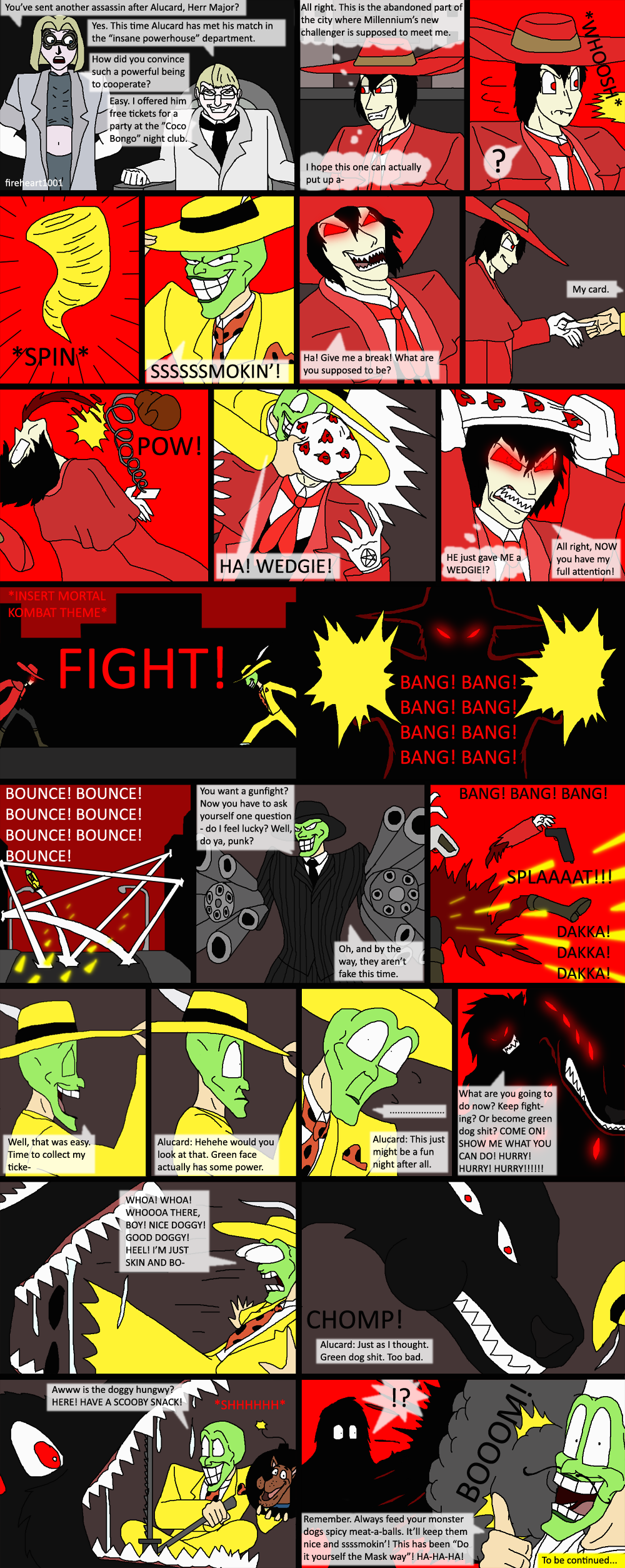 Hellsing bloopers 62-The Mask 1 by fireheart1001