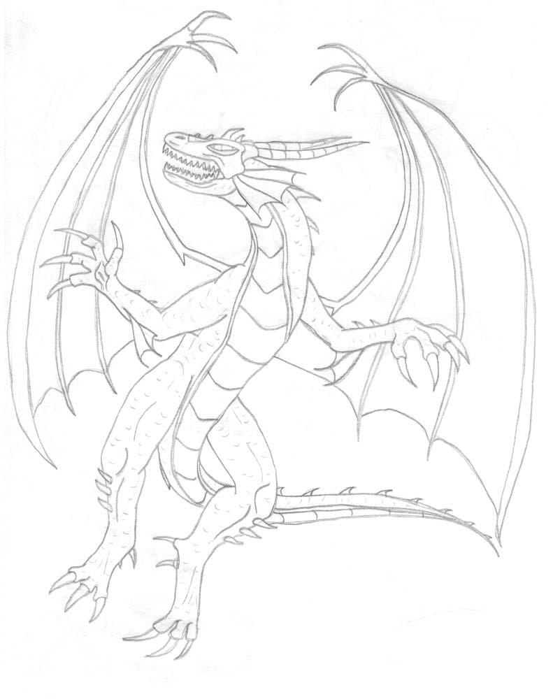 Cool Cute Easy Drawings Easy to Draw Cute Dragons Easy