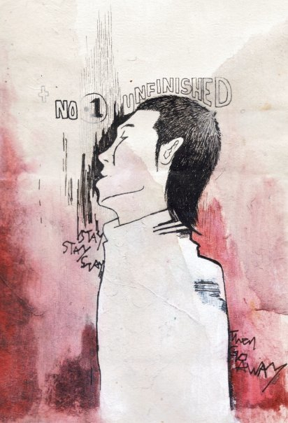 No.1 Unfinished by wavingelephant
