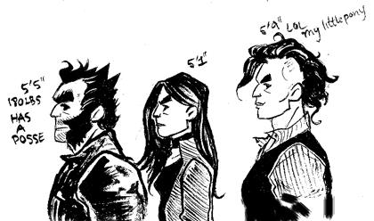 the sniktfamily by scalesandfins