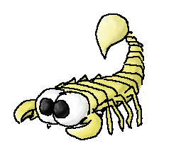 scorpion by camaradepopof