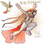 PIDGEOT Girl