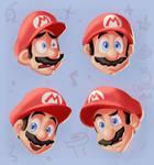 Quick mario expressions