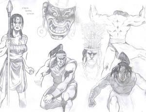 Peruvian Warriors ii