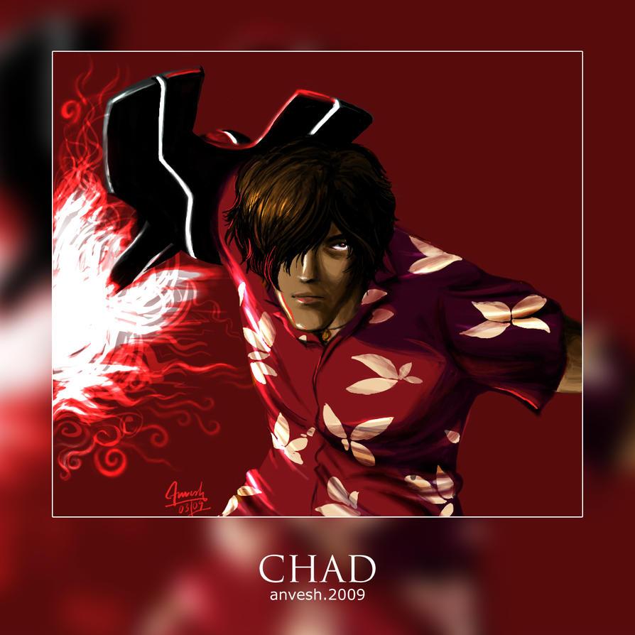 Chad.Bleach by anveshdunna