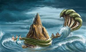 Immortality: The Origin by anveshdunna