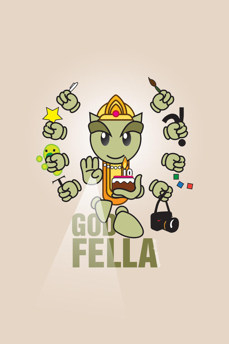 GODFELLA by anveshdunna