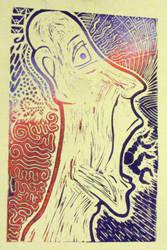 Wonderment Final Print by oyog
