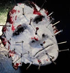 Pinhead Sculpture