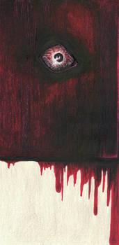 Crimson Blind by JoeEyeStepOnMonsters