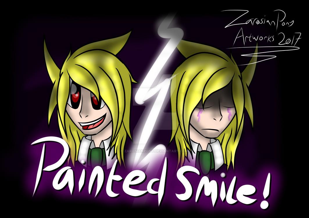 ZarosianPony - Painted Smile by AZarosianPony