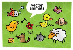 Little animals by arwenita