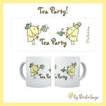 BS - Tea Party Mug