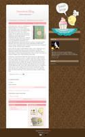 Birdie's Sweet Blog - Free by arwenita