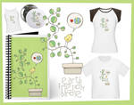 Earth Friendly Birdie Goodies