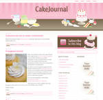 CakeJournal for Wordpress