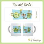 BS - Tea with Birdie by arwenita