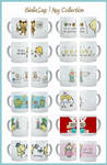 BirdieSays - Mug Collection