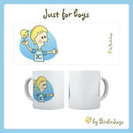 BS - Just for boys by arwenita