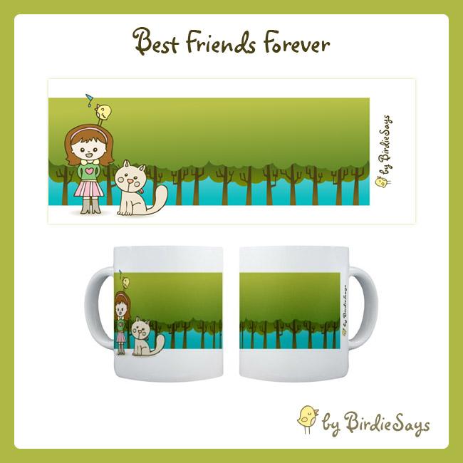 BS - Best Friends Forever by arwenita