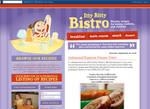 Itsy Bitsy Bistro for Blogger