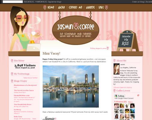 Jasmin Loves Coffee