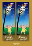 Play - gift bookmarks by arwenita