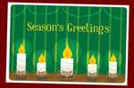 Season's Greetings Card by arwenita