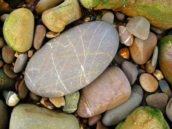 rocks 7 by sisterstyx