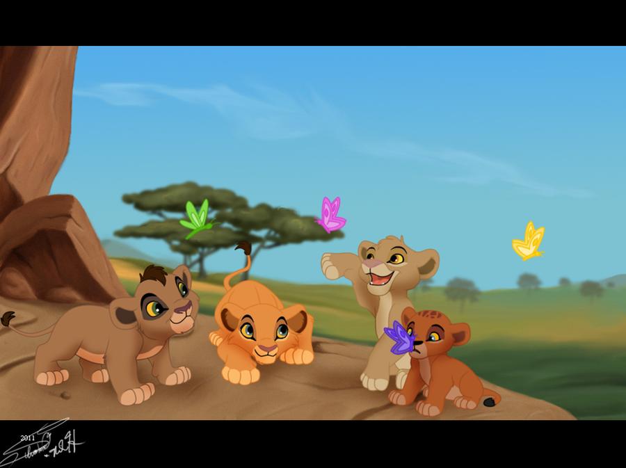 Mi nueva historia El Reino De Kopa Y Vitani Butterflies_by_capricornfox-d3brn96
