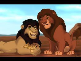 Generation of Kings by Capricornfox