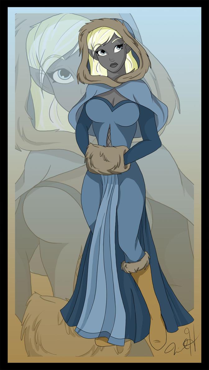 Seraphine Drake by Capricornfox