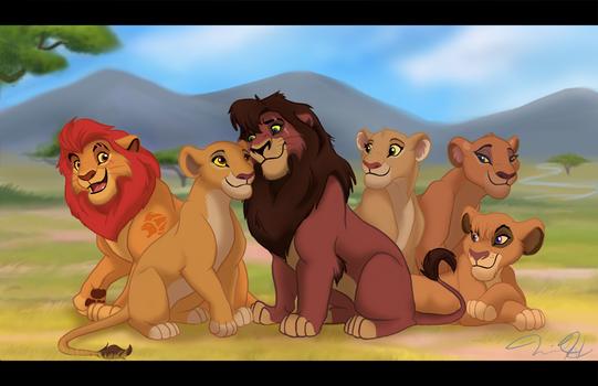 Kovu's Pride