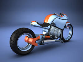 motorcycle 2 by dareg