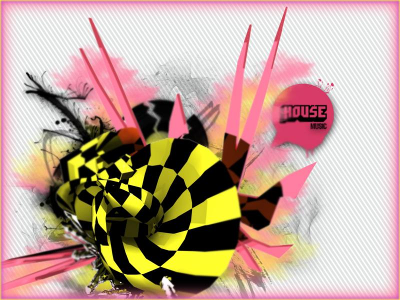 House music by dj kidz on deviantart for House music 2007