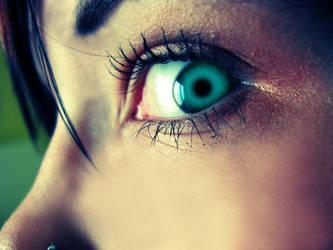 green. by LieFanDambrosia