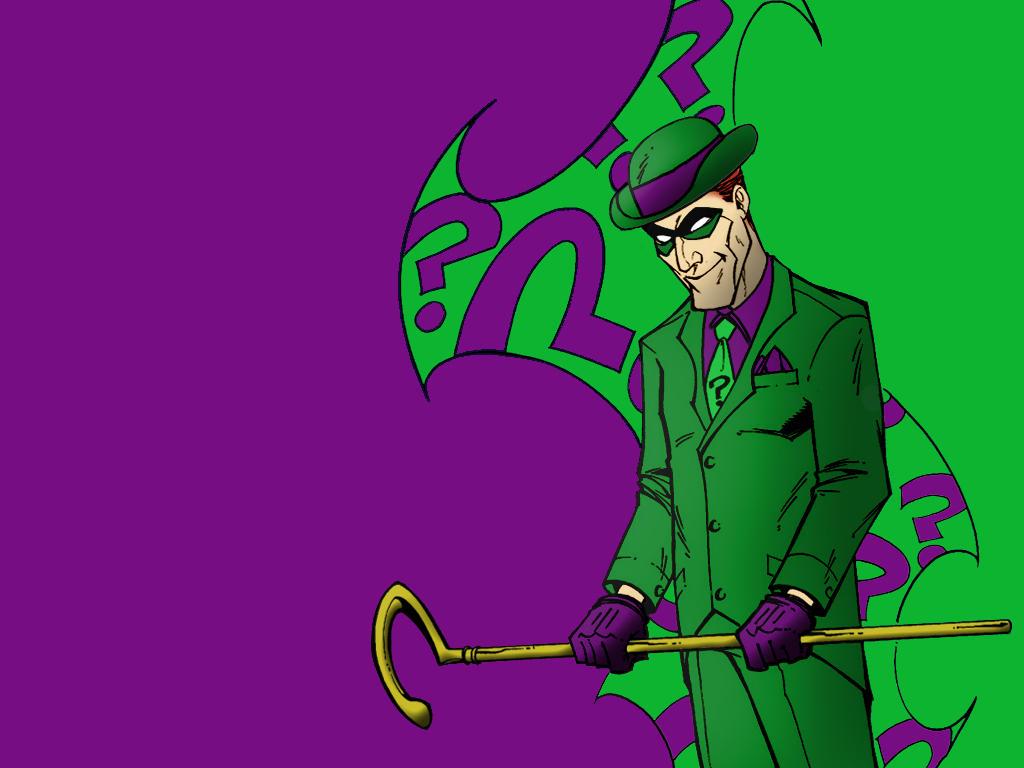 batman the ridler