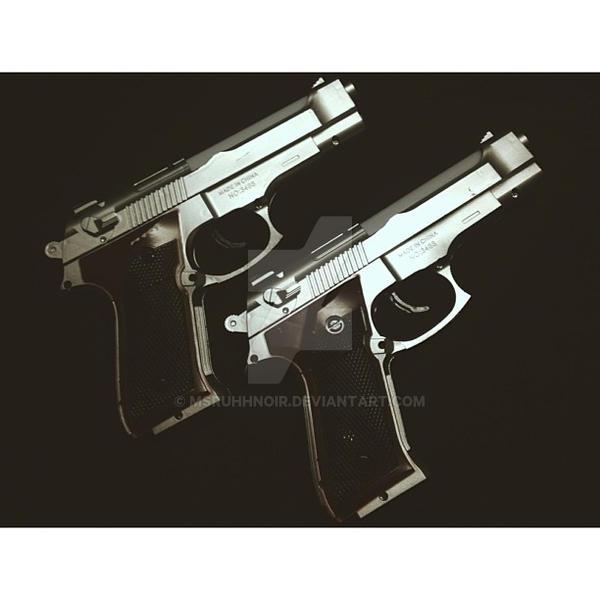 Cosplay Guns By Msruhhnoir On Deviantart