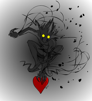 Heartless Axel -Colored-