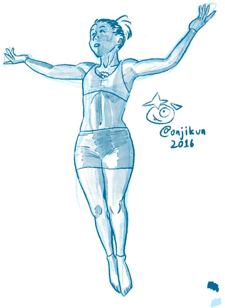 SenshiStock Draw Everything June - Part 13 by onjikun