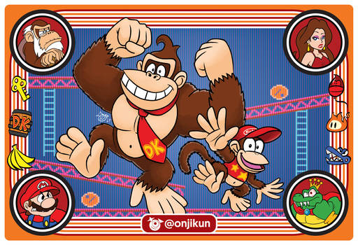 Ode to Donkey Kong