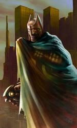 Batman2050 by ay-han
