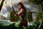 Tomb Raider Reborn contest entry 2