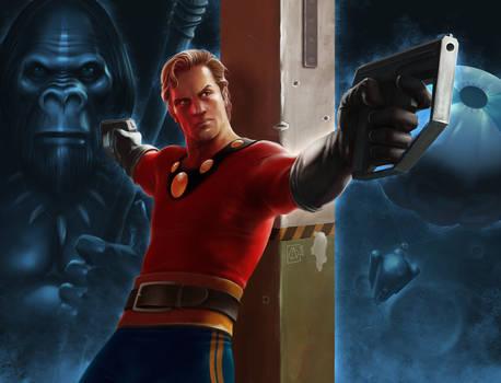 Cover for Flash Gordon