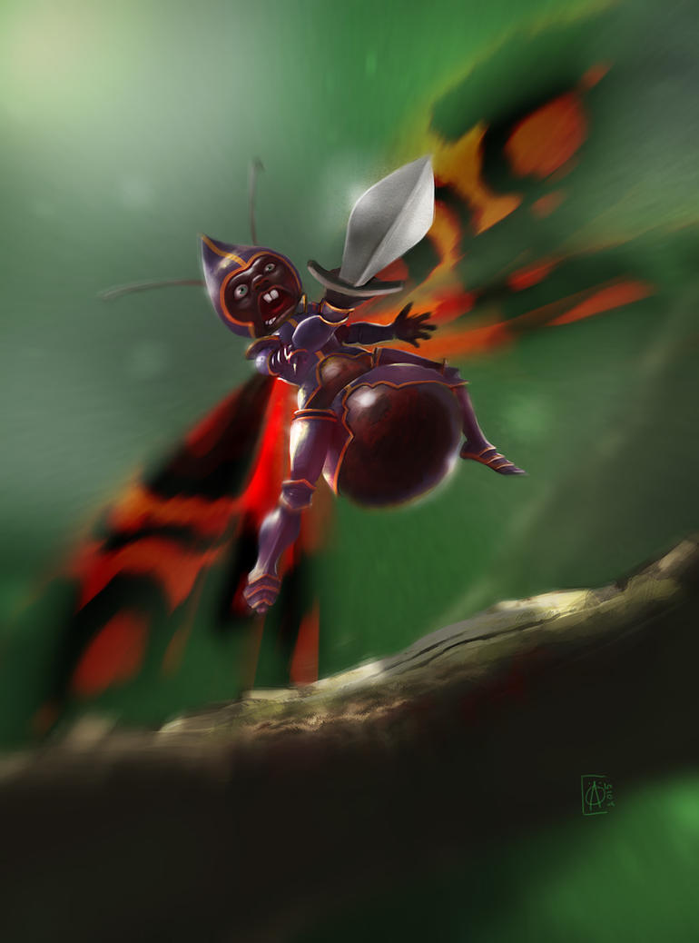 Battlefly by ay-han