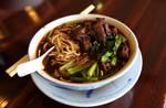 5-herb beef noodle soup