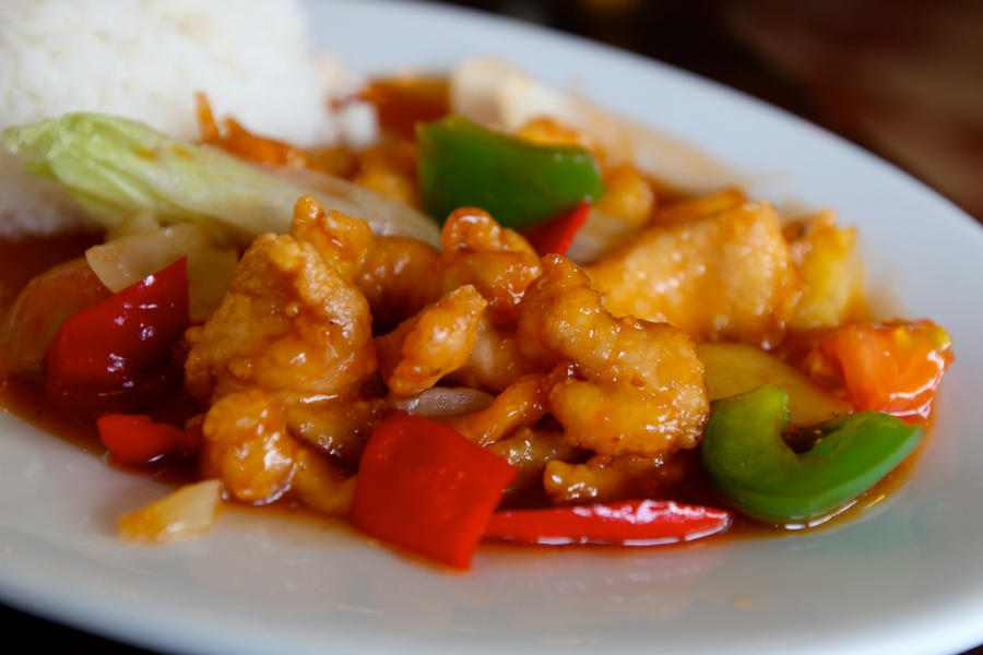 Sweet and super-sour fish.. by jeffzz111 on DeviantArt