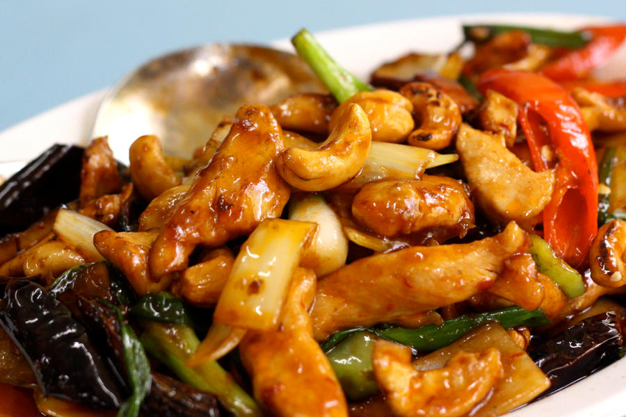 cashew chicken asparagus and cashew chicken stir fry cashew chicken ...