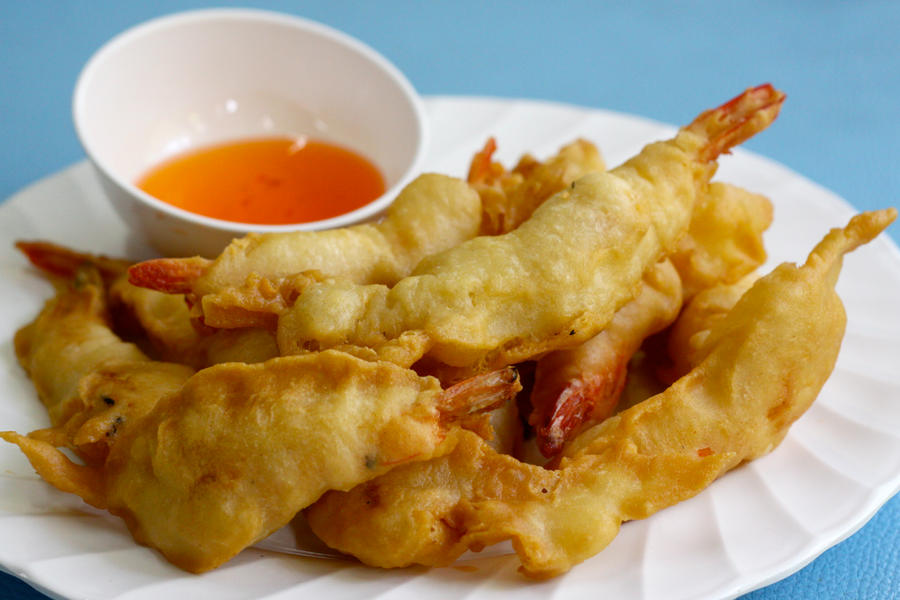prawn tempura.. by jeffzz111