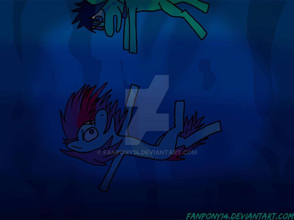 Falling by Fanpony14